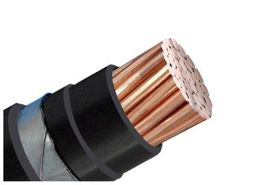 Single Core lapis baja Kabel Listrik 1kV Copper Conductor PVC Insulated Stainless Steel Tape Lapis Baja Kabel