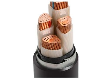 4 Cores CU XLPE STA PVC Power Cable Ganda Steel Tape Armored Cable 0.6 / 1kV