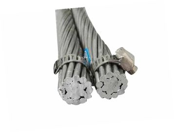 Cina 1350-H19 Aluminium Alloy Bare Conductor Wire Cable AAAC ASTMB399 pabrik